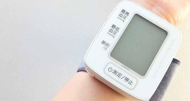 写真:血圧計