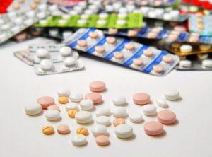薬による治療