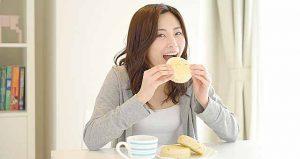 食事で脳のパワーをアップ