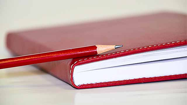 日記を書く脳トレ