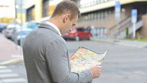 地図で脳トレ